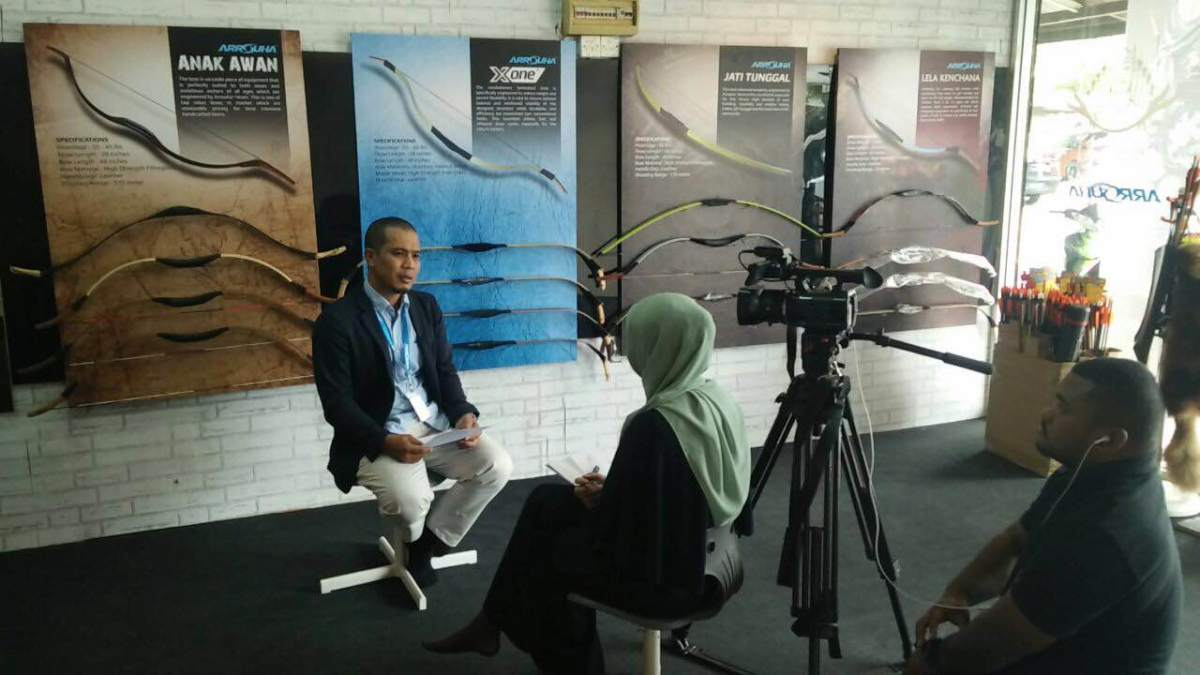 RTM video shoot