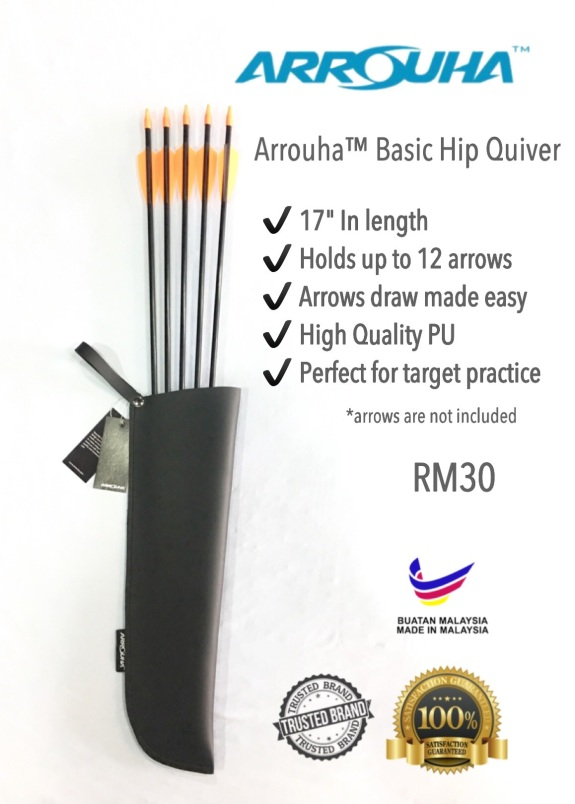 BASIC HIP QUIVER - Copy