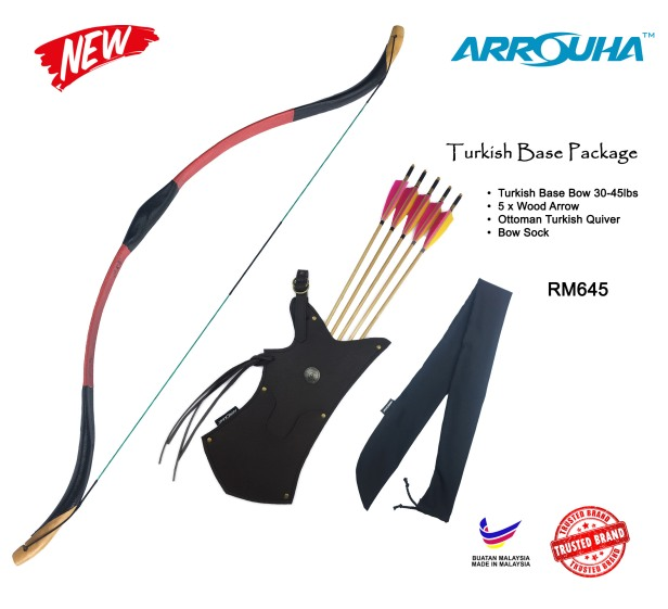 Turkish Base package RM645 with price