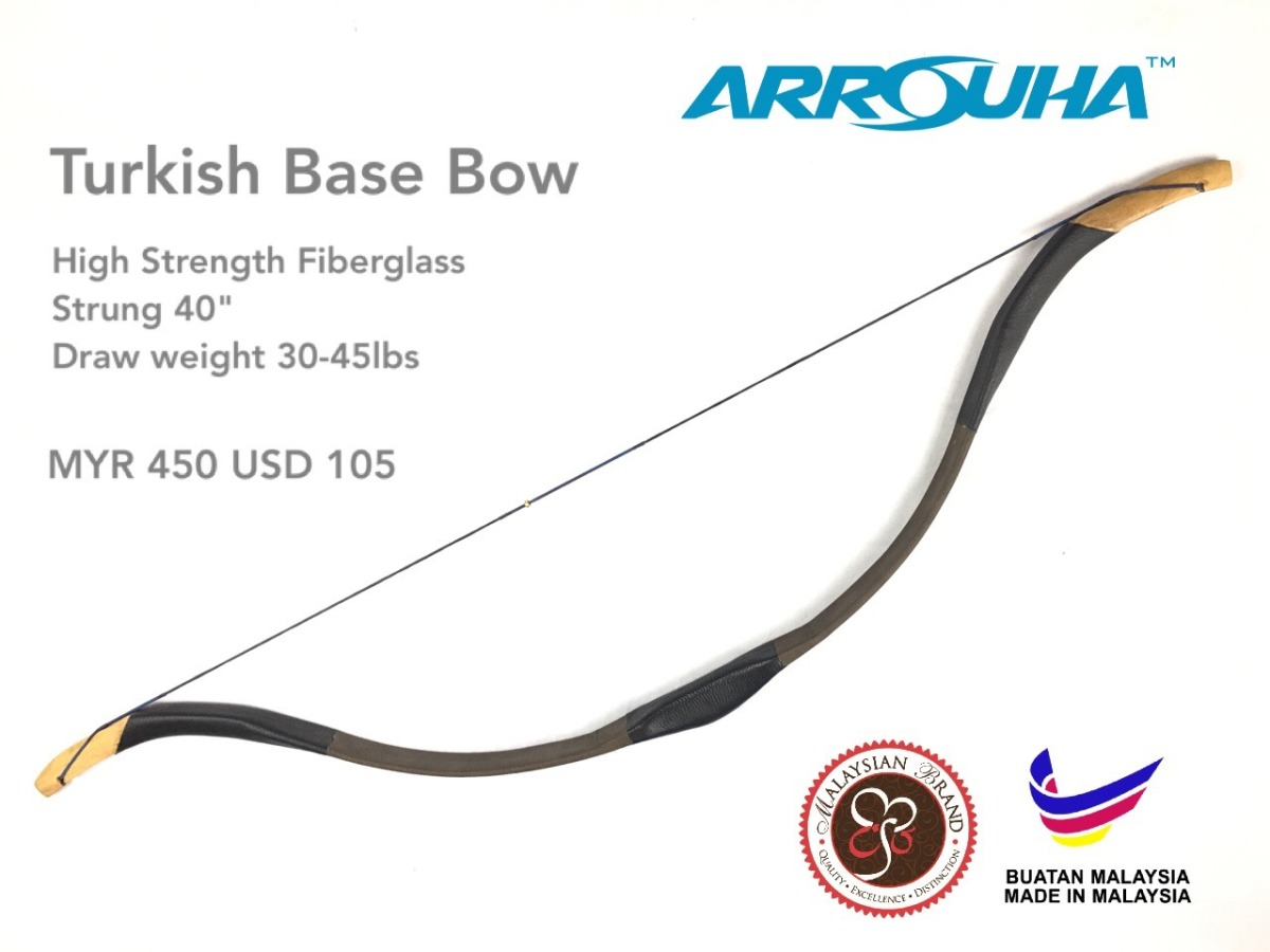 Turkish Base Bow 30 - 45lbs